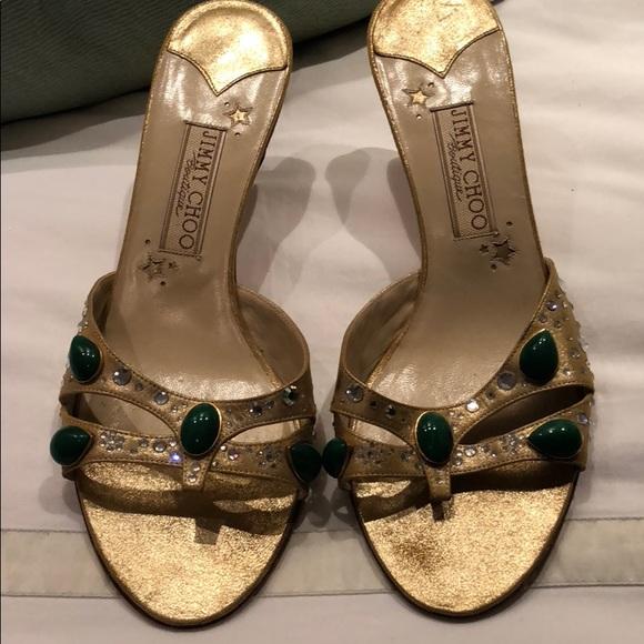 3487b7d841 Jimmy Choo Shoes | Vintage Kitten Heels | Poshmark
